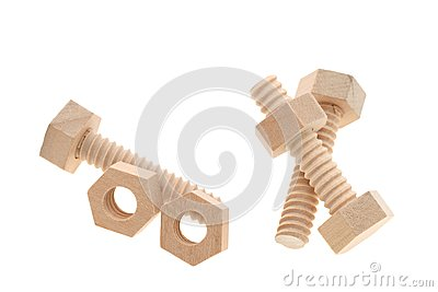 wood nuts and bolts