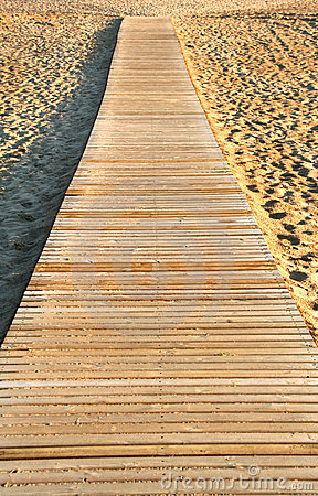 Free Wooden Path Stock Photos - 3239403