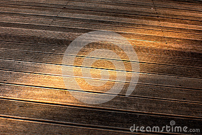 Wooden Paving Texture