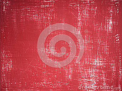 Wooden red background