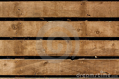 Wooden slats from barn interior
