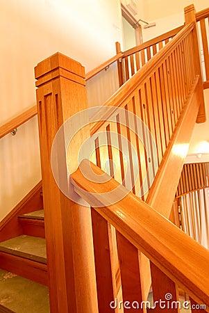 Free Wooden Staircase Stock Photos - 1945233