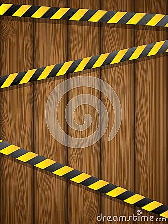 Wooden texture .