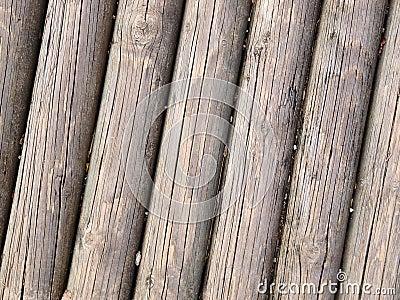 Wooden trunks background