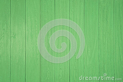 Green wooden panel background