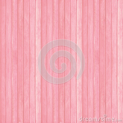 Free Wooden Wall Texture Background, Pink Pastel Colour. Stock Image - 56525131