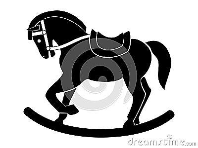 Wooden war horse
