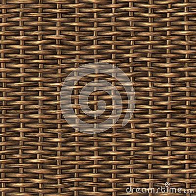 Wooden weave.