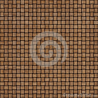 Free Wooden Weave Texture Background. Abstract Decorative Wooden Textured Basket Weaving Background. Seamless Pattern. Royalty Free Stock Images - 103287729