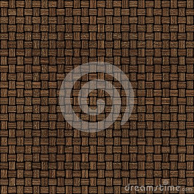 Free Wooden Weave Texture Background. Abstract Decorative Wooden Textured Basket Weaving Background. Seamless Pattern. Royalty Free Stock Image - 104644566