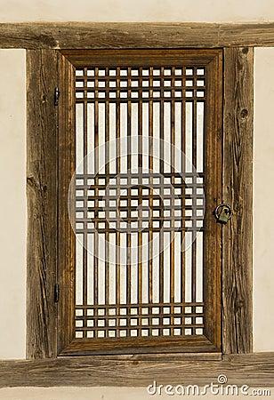 Free Wooden Window Royalty Free Stock Photo - 40525655