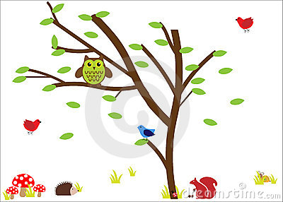 Woodland Animals / Nature Icons