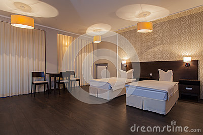 Woodland hotel - Bedroom
