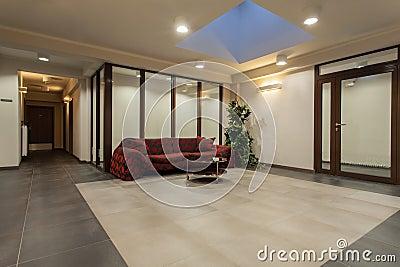 Woodland hotel - Hotel hall