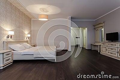 Woodland hotel - Modern bedroom