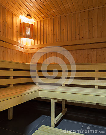Woodland hotel - Sauna