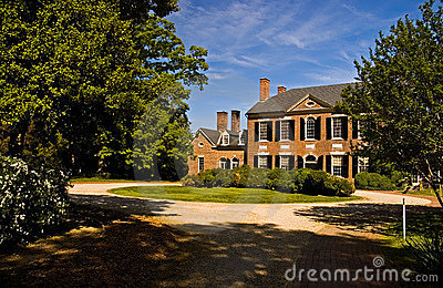 Woodlawn Mansion Virginia - 2