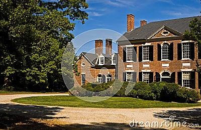 Woodlawn Mansion Virginia