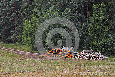 Woodstacks