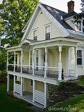 Woodstock Vermont House