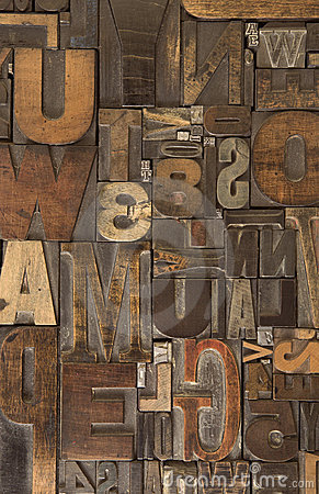 Free Woodtype 6 Royalty Free Stock Images - 3668519