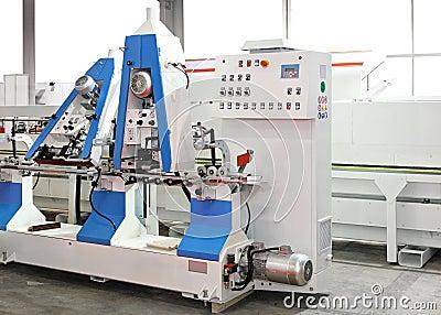 Woodwork machine
