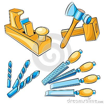 Woodworker hand tools