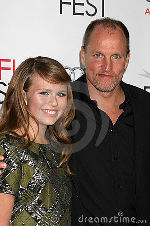 Woody Harrelson, Sammy Boyarsky Editorial Stock Image