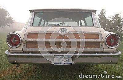 Woody wagon 2