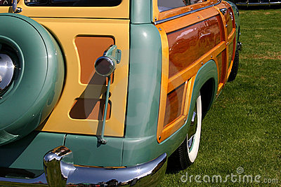 Woody Wagon s Rear End