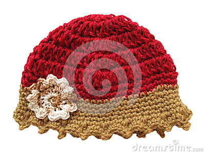 Wool cap for child