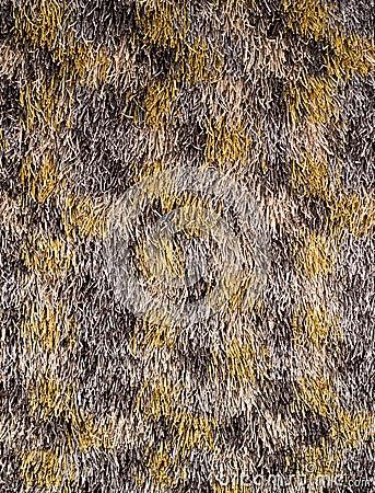 Wool carpet texture