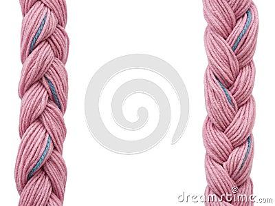Wool frame