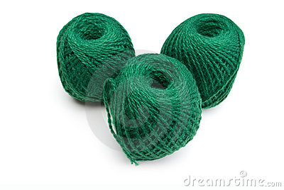 Wool skein.
