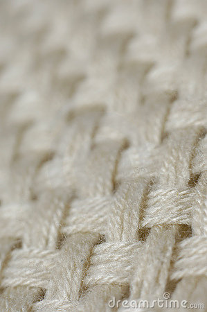 Wool weave fabric texture