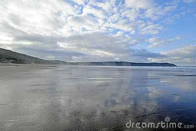 Woolacombe Beach UK