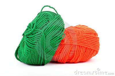 Woolen ball