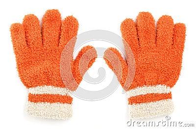 Woolen glove