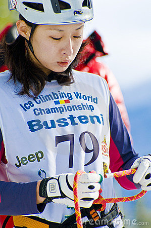 Woon Seon Shin  Editorial Image