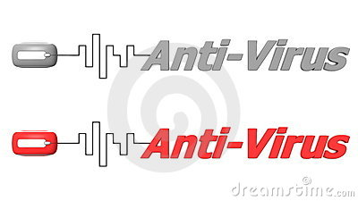 Word Anti-Virus Connected to a Mouse