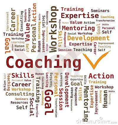 Word Cloud - Coaching