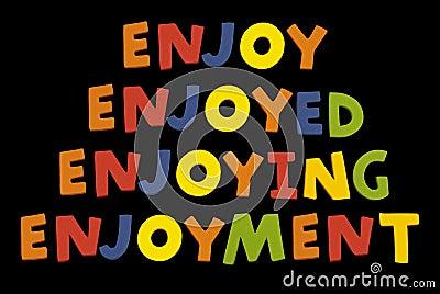 Word Combo Enjoy