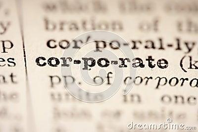 Word corporate