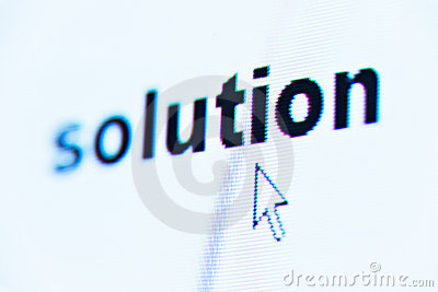 Word solution