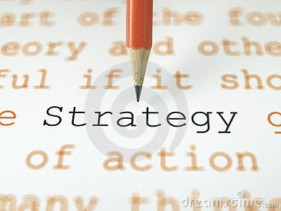 The word Strategy