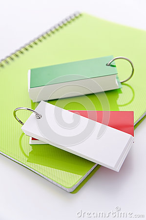 Wordbook and note