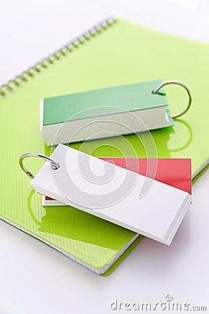 Wordbook and note