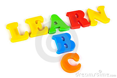 Words Learn and ABC