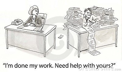 Work assistance
