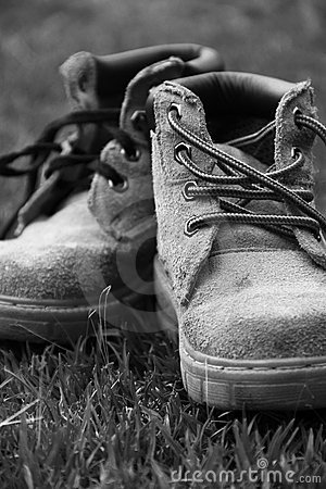 Free Work Boots Stock Photos - 21330633